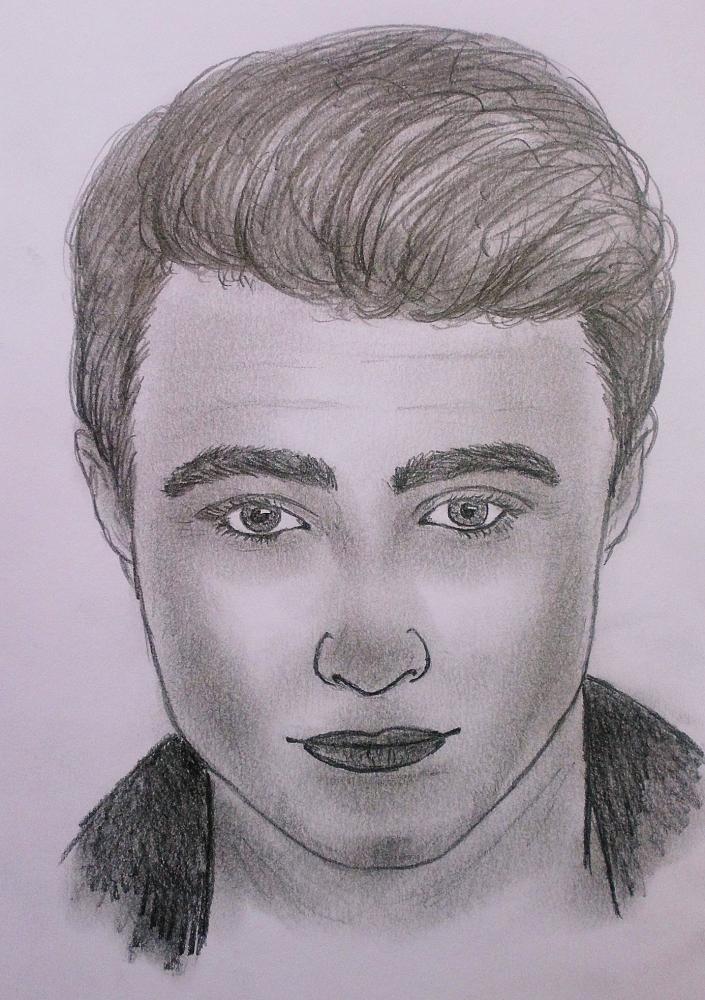 Daniel Radcliffe par kendzik
